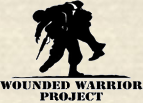 Causes we support - wounded warrior